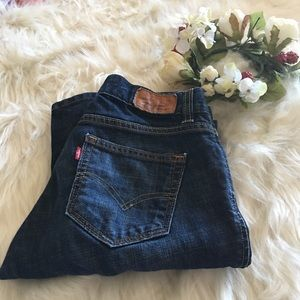 Levi's ultra low boot 522